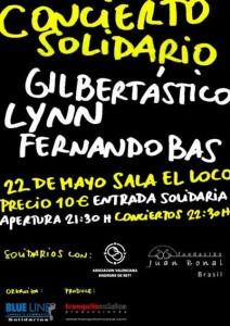 concierto solidario Rett