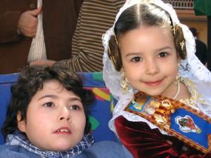 Maria y Cristina Fallas 2009